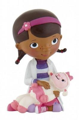 Figura Doutora Brinquedos Lãzinha Lambie 6cm