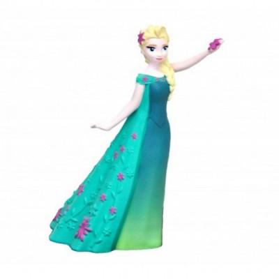 Figura Elsa Primavera Frozen 10cm