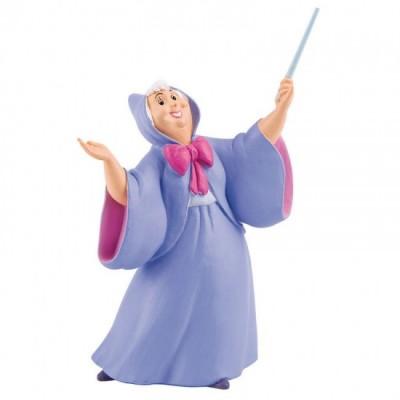 Figura Fada Madrinha Princesa Cinderela