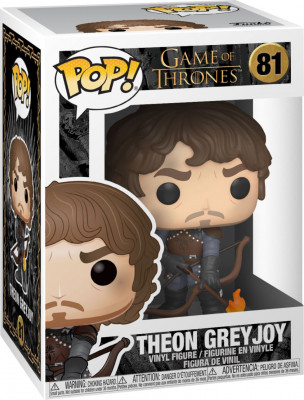 Figura Funko POP! Game of Thrones - Theon Greyjoy with Flaming Arrows