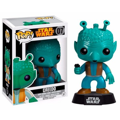 Figura Greedo Star Wars