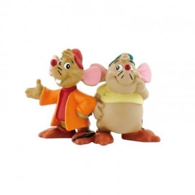 Figura Gus e Jaq Princesa Cinderela