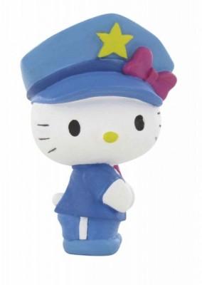 Figura Hello Kitty Polícia