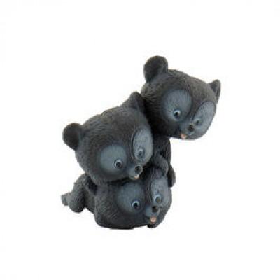 Figura Irmãos Ursos da Princesa Merida Brave