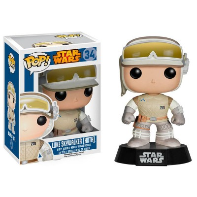 Figura Luke Hoth Star Wars