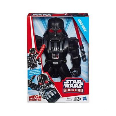 Figura Mega Mighties Galactic Heoes Dart Vader Star Wars 25cm