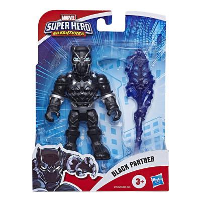 Figura Mini Black Panther Super Hero Marvel 12.5cm