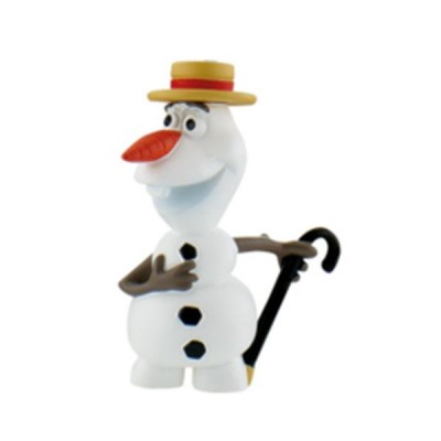 Figura Olaf Primavera Frozen 5cm