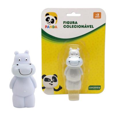 Figura Panda - Hipopótamo Panças
