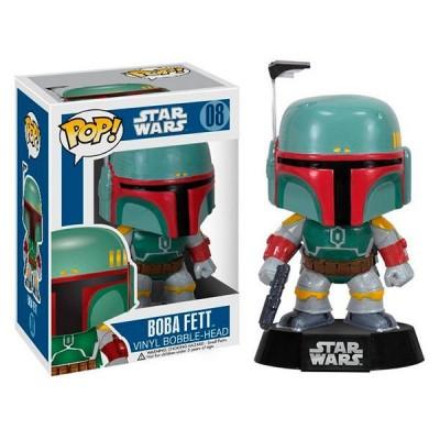 Figura Pop Boba Fett Star Wars