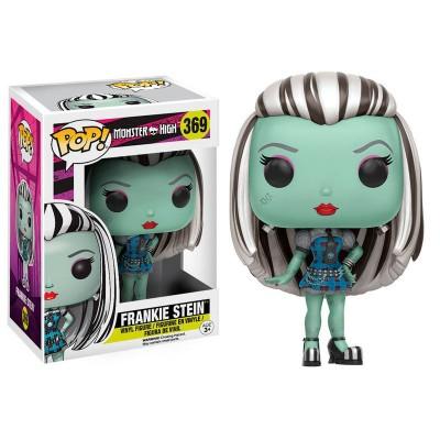 Figura Pop em vinil - Monster High Frankie Stein