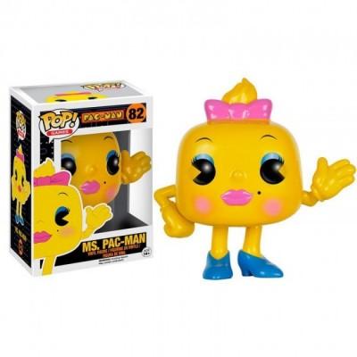 Figura Pop em vinil - Ms.Pac Man