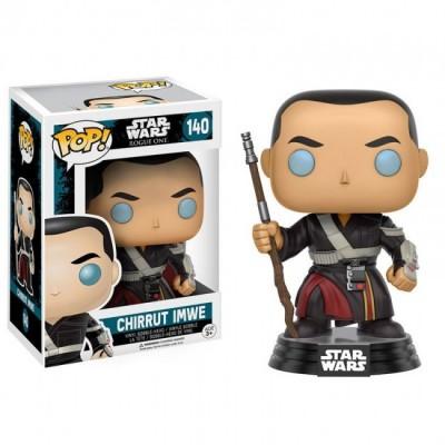 Figura POP Vinil - Star Wars Rogue One Chirrut Imwe