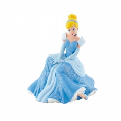 Figura Princesa Cinderela sentada