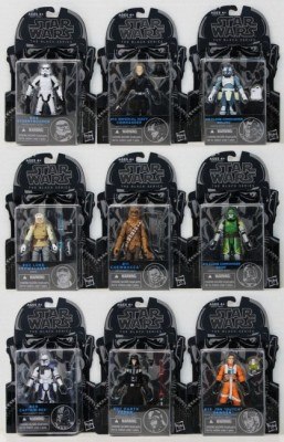 Figura sortida Star Wars the Black series