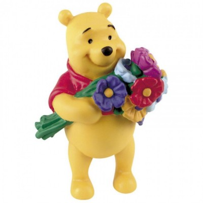 Figura Winnie The Pooh Flores