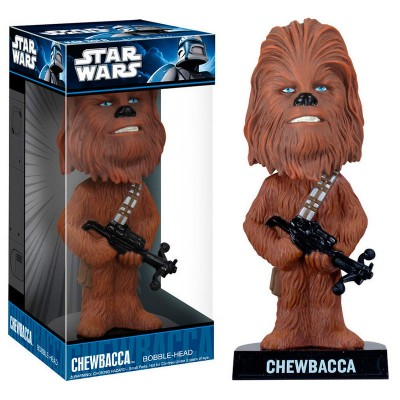 Figura Wobbler Chewbacca Star Wars