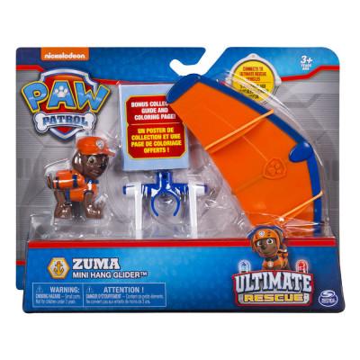 Figura Zuma Ultimate Rescue Patrulha Pata