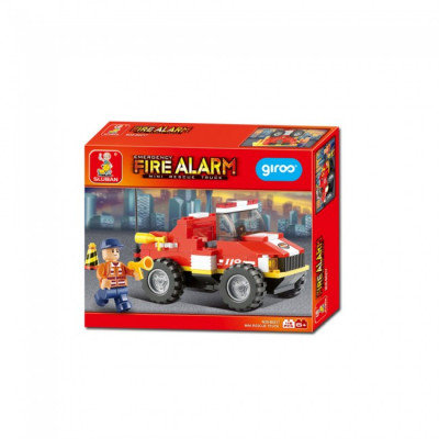 Fire Alarm Carrinha Salvamento Sluban 118 pcs