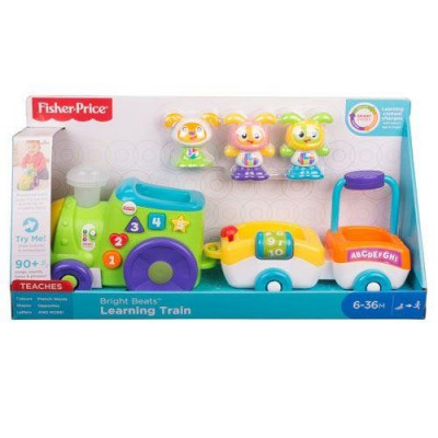 Fisher Price Comboio do BeatBo