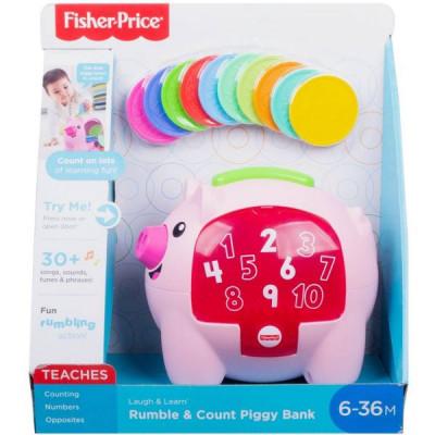Fisher Price Porquinho Mealheiro