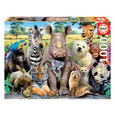 Fix Puzzle 1000 A Foto da Turma