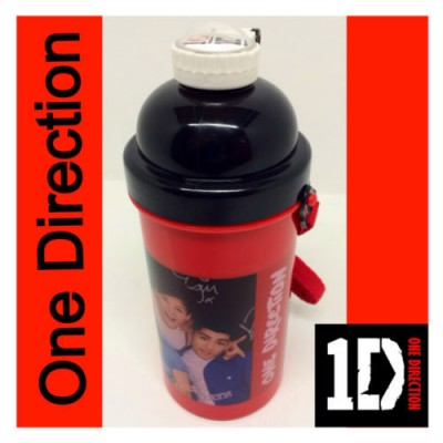 Garrafa cantil Pop Up red One Direction