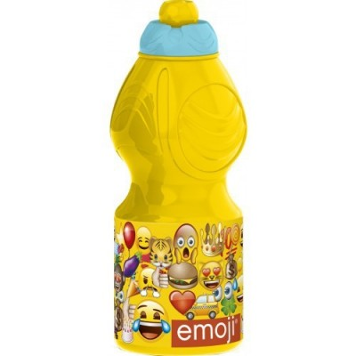 Garrafa Plastico Emoji