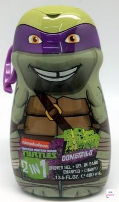 Gel Banho Tartarugas Ninja Donatelo