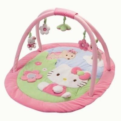 Ginásio de actividades da Hello Kitty