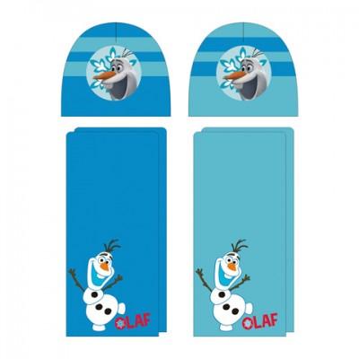 Gorro + Cachecol Frozen Olaf