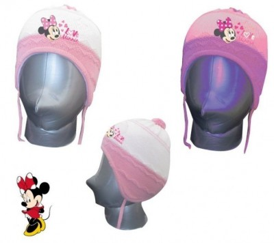 Gorro Minnie bebé