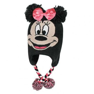 Gorro peruano Disney Minnie Laço