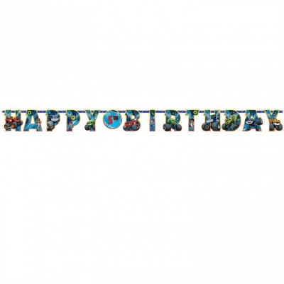 Grinalda Jumbo Happy Birthday Blaze