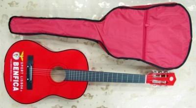 Guitarra com bolsa 96.5cm - Benfica