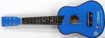 Guitarra pequena com logo Porto 63.5cm