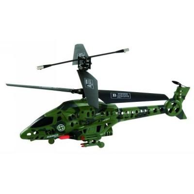 Helicóptero McTrack Armed-Rocket V2.0 RC 23.6 cm