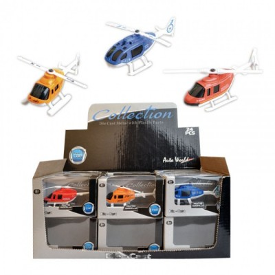Helicóptero Miniatura