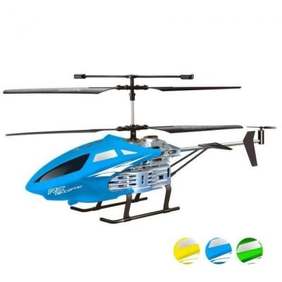 Helicóptero R/C 3.5 Canais Anti Choque 20 Cm