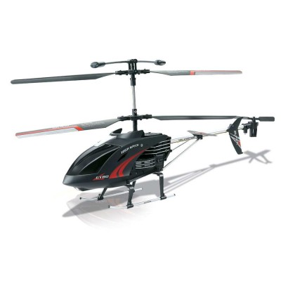 Helicóptero R/C 3.5 Canais Anti-Choque 38 Cm