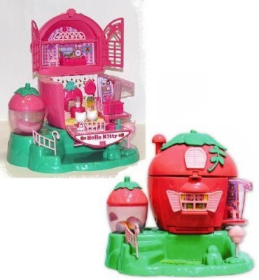 Hello Kitty - Casa Morango