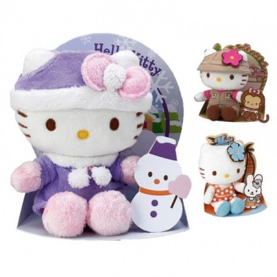 Hello Kitty Holidays 15 cm