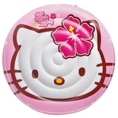 Ilha Insuflável Hello Kitty