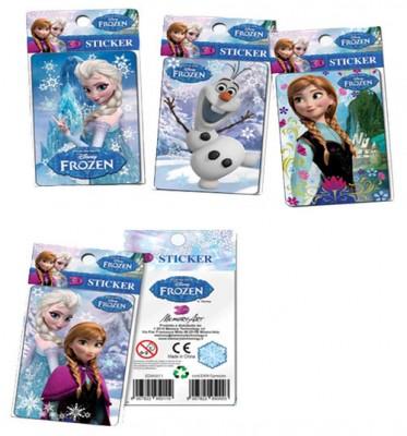Iman 3D Frozen, sortido