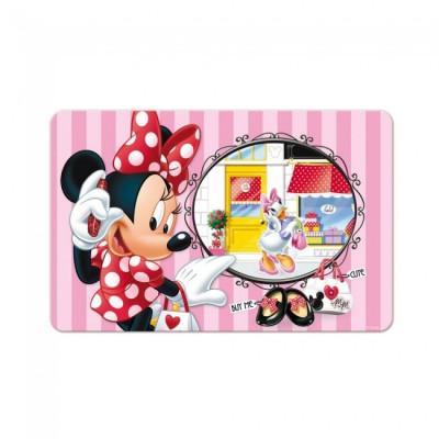 Individual mesa 3D Minnie Disney Sortido