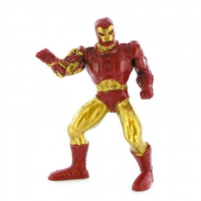 Iron Man Figura Super Heróis