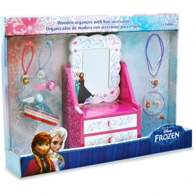Joalheiro com Acessórios Disney Frozen