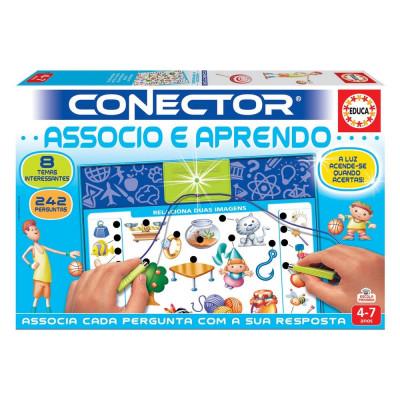 Jogo Associo e Aprendo Conector
