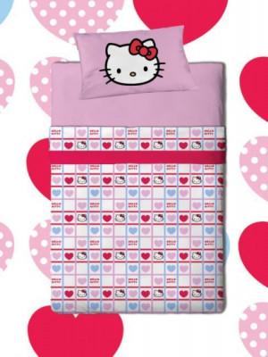 Jogo Cama Hello Kitty