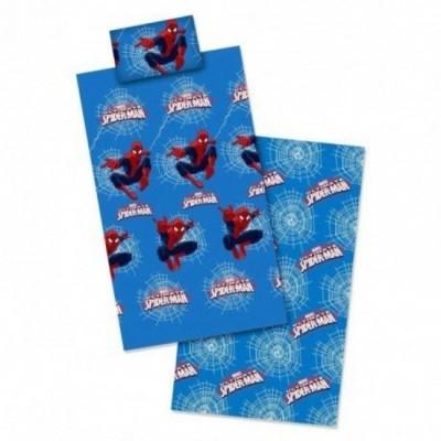 Jogo cama lençóis Ultimate Spiderman Marvel